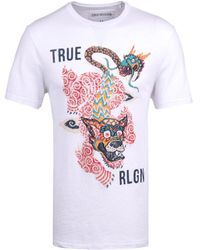 True Religion - Guardian T-shirt - Lyst