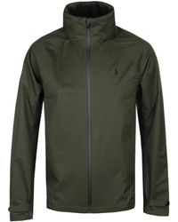 Polo Ralph Lauren - Olive Green Repel Jacket - Lyst