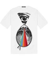 Undercover - 'spiritual Noise' Oversized T-shirt - Lyst