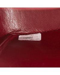 3bda6a87248c Chanel - Black Quilted Lambskin Vintage Maxi Jumbo Xl Flap Bag - Lyst