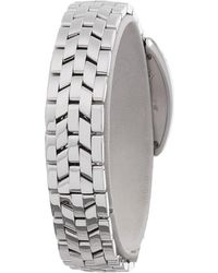 Franck Muller Cintreé Curvex Diamond 18k White Gold