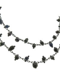 Ten Thousand Things - Black Ancient Bead Necklace - Lyst