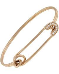 Sydney Evan - Pin Bracelet - Lyst