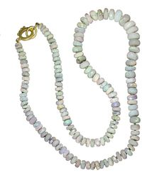 Irene Neuwirth - One-of-a-kind 65.83 Carat Opal Beaded Necklace - Lyst