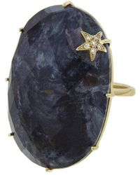 Andrea Fohrman - Pietersite Moon Ring - Lyst
