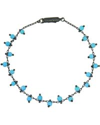 Ten Thousand Things - Double Studded Turquoise Bracelet - Lyst