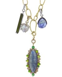 Sharon Khazzam - Jo Necklace - Lyst