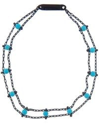Ten Thousand Things - Studded Turquoise Ladder Bracelet - Lyst