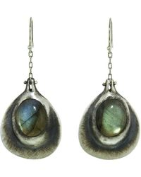Ten Thousand Things - Labradortie Organic Drop Earrings - Lyst