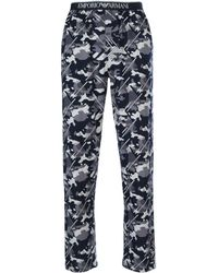Emporio Armani - Sleepwear - Lyst