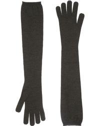 MM6 by Maison Martin Margiela - Gloves - Lyst