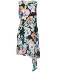 Nicole Miller Artelier - Short Dress - Lyst