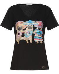 Ean 13 - T-shirt - Lyst