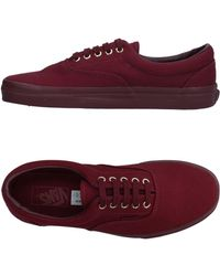 d28e3909f625 Lyst - Vans Low-tops   Trainers in Purple for Men