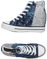 CafeNoir - High-tops & Trainers - Lyst