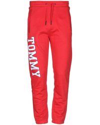 59f20e79c17 Lyst - Pantalones de chándal Tommy Hilfiger de hombre desde 40 €