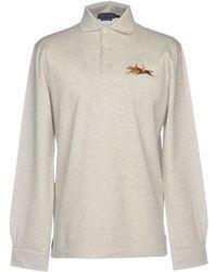Ralph Lauren Purple Label - Polo Shirt - Lyst