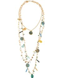 Tory Burch - Necklaces - Lyst