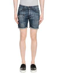 Gazzarrini - Denim Shorts - Lyst