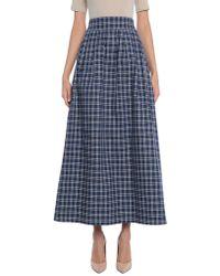 TRUE NYC - Long Skirt - Lyst