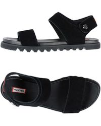HUNTER - Sandals - Lyst
