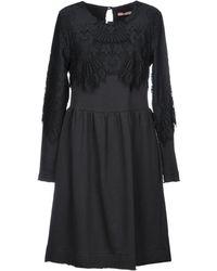 DV ROMA - Short Dress - Lyst