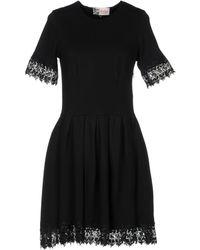 Jaeger - Short Dress - Lyst