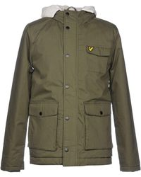 Lyle & Scott - Jacket - Lyst