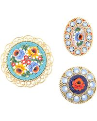 DSquared² - Brooch - Lyst