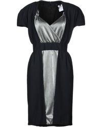 Karl Lagerfeld - Knee-length Dress - Lyst