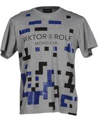 Viktor & Rolf | T-shirt | Lyst