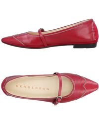 Henderson - Ballet Flats - Lyst