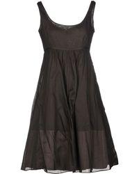Sportmax - Knee-length Dresses - Lyst
