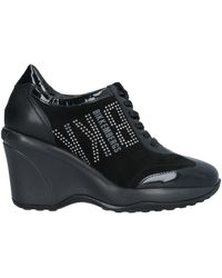 Bikkembergs Lace-up Shoe - Black
