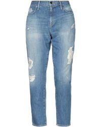 Genetic Denim Denim Trousers - Blue