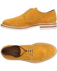 Montezemolo - Lace-up Shoe - Lyst