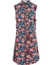 Vans - Short Dress - Lyst