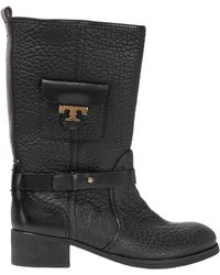 012688559a8 Lyst - Tory Burch Ankle Boots in Black