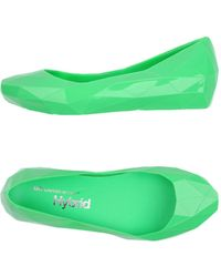 United Nude - Ballet Flats - Lyst