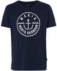 Makia - Camiseta - Lyst