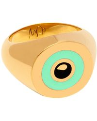 Maria Francesca Pepe - 'beverly Hills Dolls' Chevalier Ring - Lyst