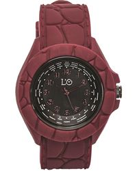 L'O WATCH - Wrist Watch - Lyst