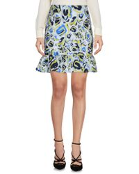 Saloni - Knee Length Skirts - Lyst