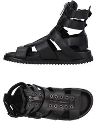 Diesel Black Gold - Sandals - Lyst