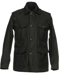 Dunhill - Jacke - Lyst