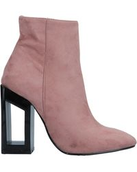 Lost Ink - Ankle Boots - Lyst