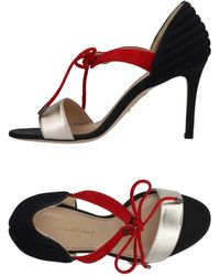 Benedetta Boroli - Sandals - Lyst