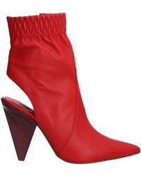 Sigerson Morrison - Ankle Boots - Lyst