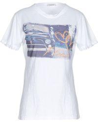 Please - T-shirt - Lyst