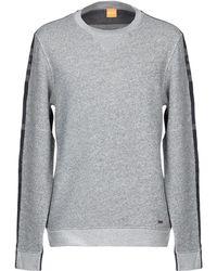 BOSS Orange - Sweatshirt - Lyst
